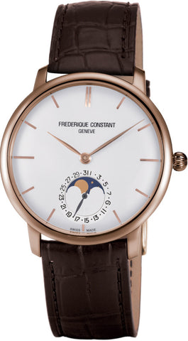 Frederique Constant Watch Manufacture Slimline Moonphase