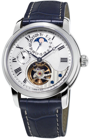Frederique Constant Watch Manufacture Heart Beat