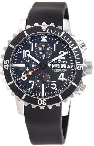Fortis B-42 Marinemaster Chrono D