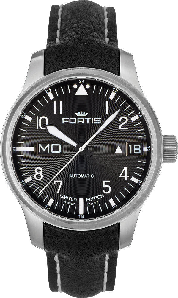 Fortis Watch Aviatis F-43 Stealth Limited Edition