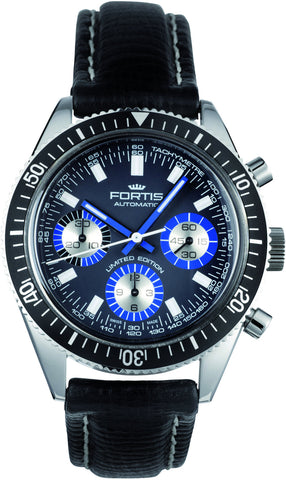 Fortis Watch Marinemaster Vintage Chronograph Limited Edition