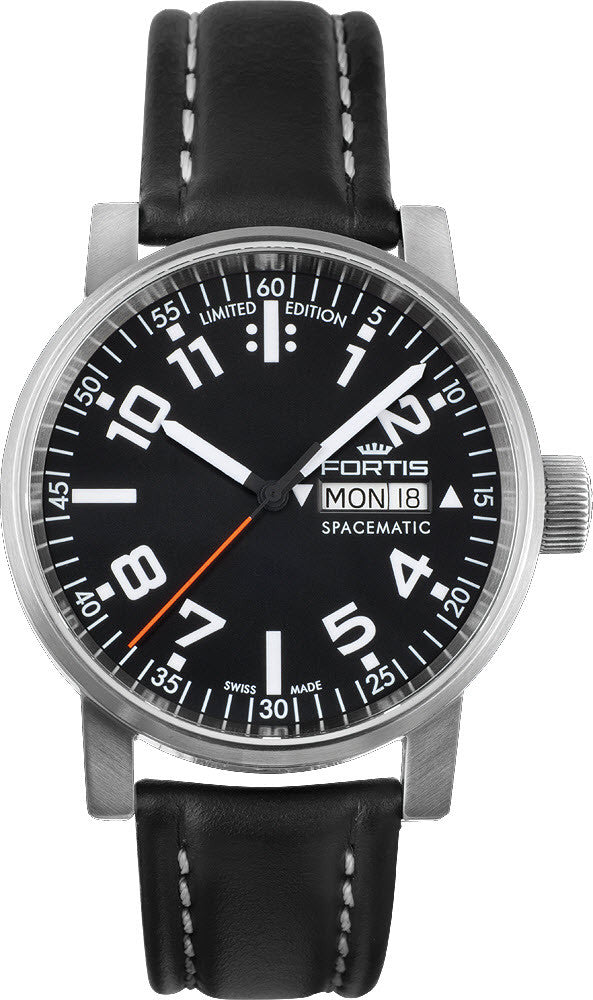 Fortis Watch Cosmonautis Spacematic Classic Limited Edition