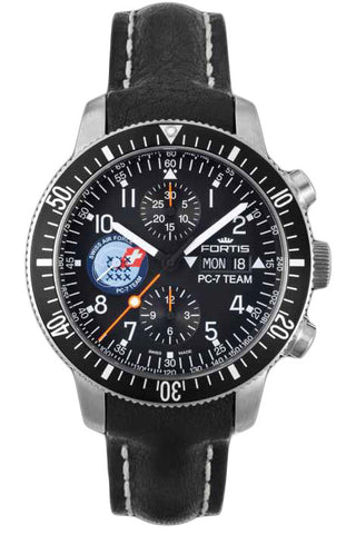 Fortis Watch Aviatis PC-7 Team Chronograph Limited Edition