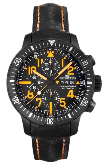 Fortis Watch Cosmonautis Mars 500 Chronograph Limited Edition D