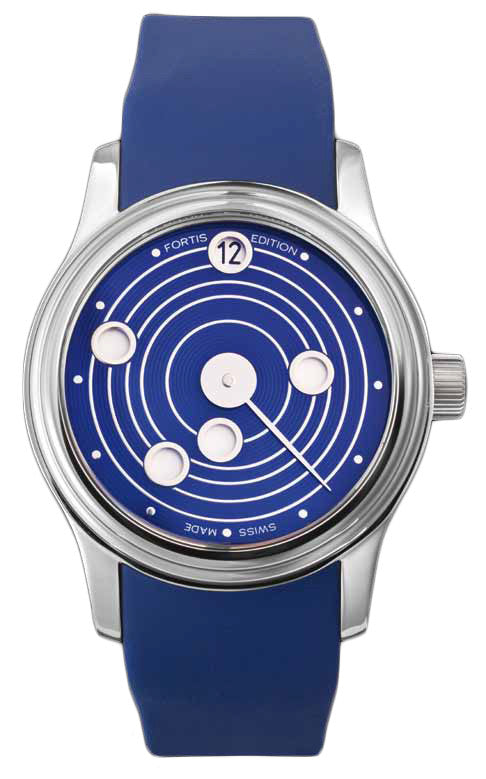Fortis Watch B-47 Mysterious Planets Limited Edition