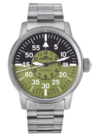 Fortis Watch Aviatis Flieger Cockpit