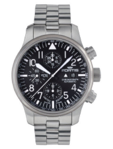 Fortis Watch Aviatis F-43 Stealth Chronograph Limited Edition