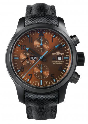 Fortis Watch Aviatis Blue Horizon Chronograph D