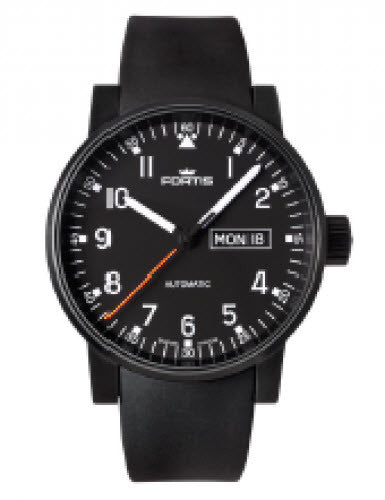 Fortis Watch Cosmonautis Spacematic Pilot Professional