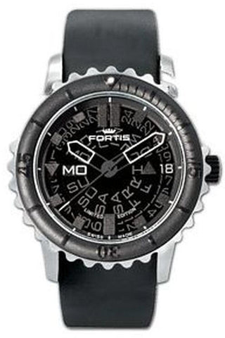 Fortis Watch Aquatis Big Steel Limited Edition