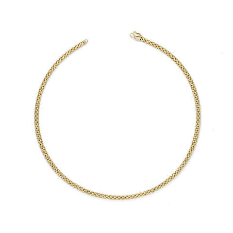 Fope Unica 18ct Yellow Gold Necklace