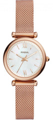 Fossil Watch Mini Carlie Ladies