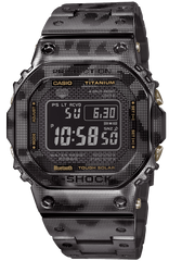 G-Shock Watch Camouflage Titanium Bluetooth Smart