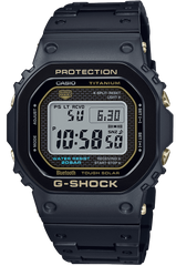 G-Shock Watch Full Metal Titanium Bluetooth Smart D