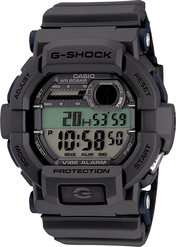G-Shock Watch GD350 Vibration Alarm