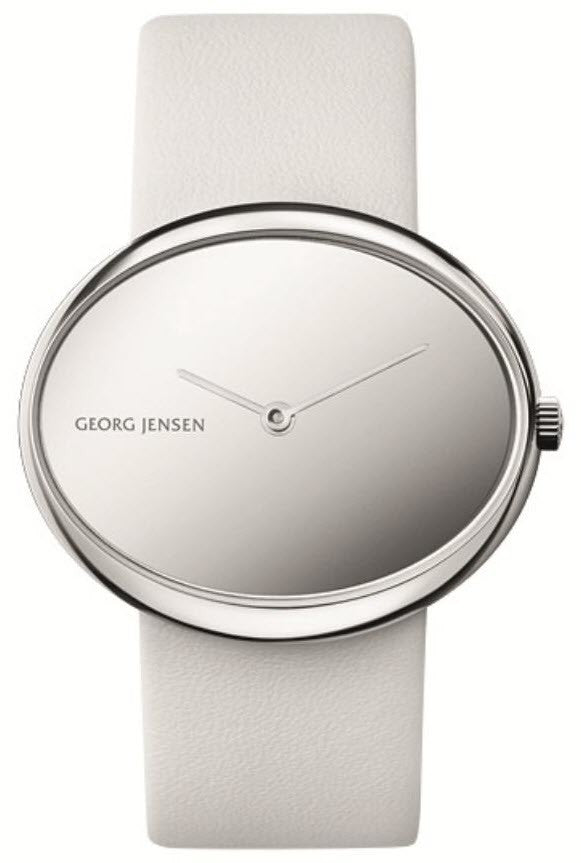 Georg Jensen Watch Vivianna Oval 423
