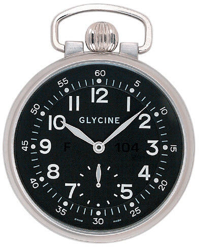 Glycine Watch F 104 Pocketwatch