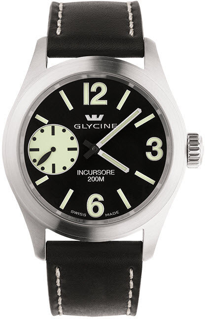 Glycine Watch Incursore 46mm 200M Manual Sap