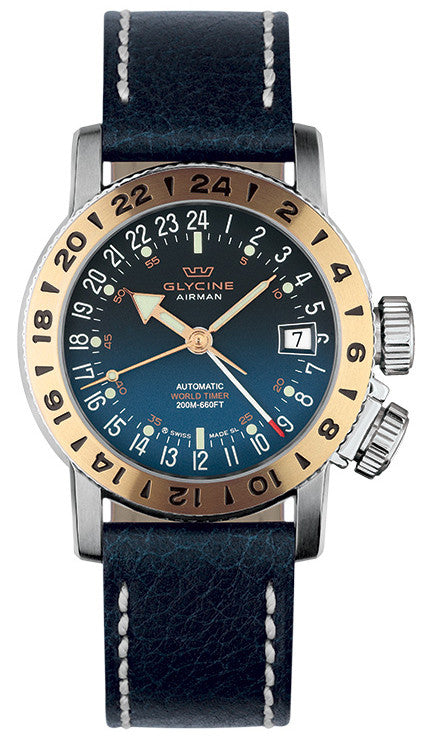 Glycine Watch Airman 18 Royal