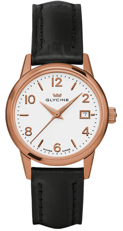 Glycine Watch Classic Quartz Lady