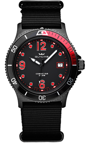 Glycine Watch Combat SUB Quartz