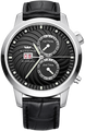 Glycine Watch Airman 7 Black 3919.19-LBK9