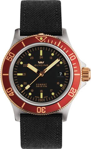 Glycine Watch Combat SUB Auto