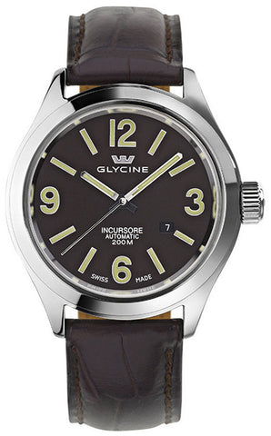 Glycine Watch Incursore 46mm Auto