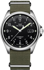Glycine Watch Combat 6 Vintage