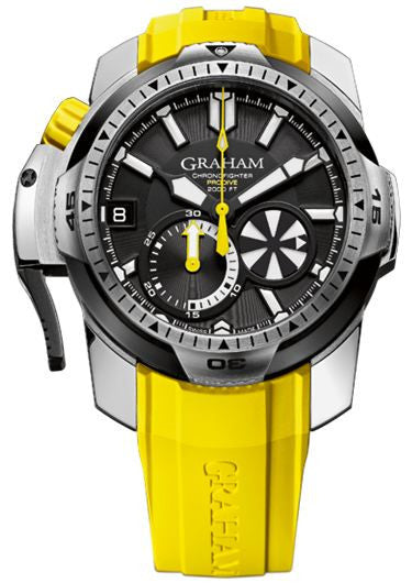 Graham Watch Chronofighter Prodive Professional Limited Edition