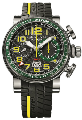 Graham Silverstone Stowe GMT Chapman Limited Edition D