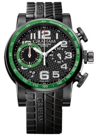 Graham Watch Silverstone Stowe Racing Green