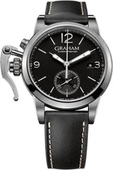 Graham Watch Chronofighter 1695 Black