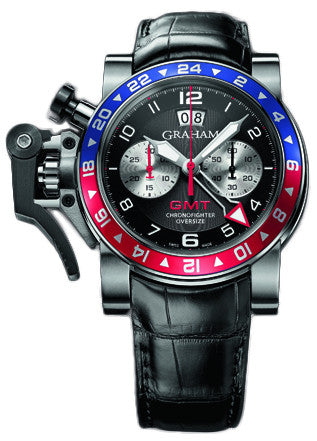Graham Chronofighter Oversize GMT Cola D