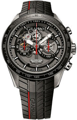 Graham Watch Silverstone RS Skeleton Red Limited Edition