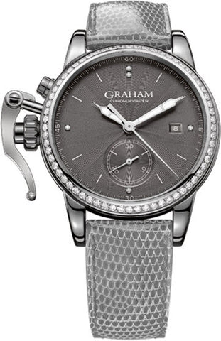 Graham Watch Chronofighter 1695 Romantic