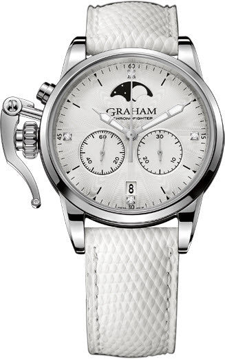 Graham Watch Chronofighter 1695 Lady Moon
