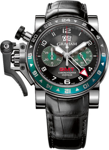Graham Watch Chronofighter Oversize GMT