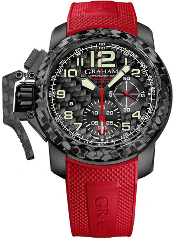 Graham Watch Chronofighter Oversize Superlight Carbon