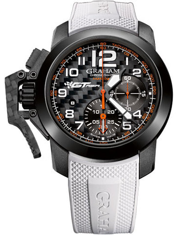 Graham Watch Chronofighter Oversize Superlight GT Asia Limited Edition