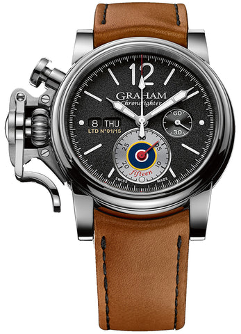 Graham Watch Chronofighter Vintage UK 15th Anniversary Limited Edition