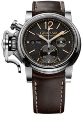 Graham Watch Chronofighter Vintage