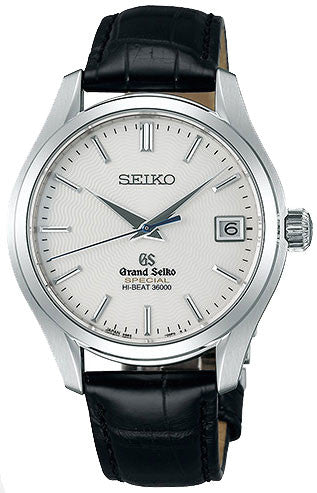 Grand Seiko Watch Mechanical Hi Beat D