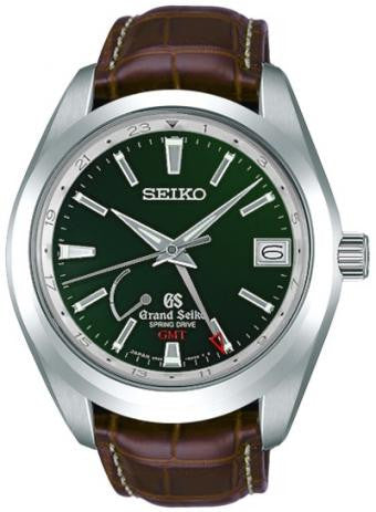 Grand Seiko Watch Spring Drive GMT Limited Edition