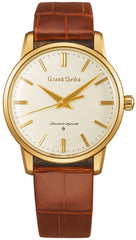 Grand Seiko Watch 18k Gold Limited Edition