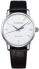Grand Seiko Watch Steel Limited Edition Pre-Order