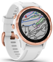Garmin Watch Fenix 6S Pro Rose Gold