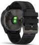 Garmin Watch Fenix 6X Pro Solar Carbon Grey DLC