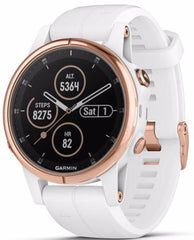 Garmin Watch Fenix 5S Plus Sapphire Rose Gold