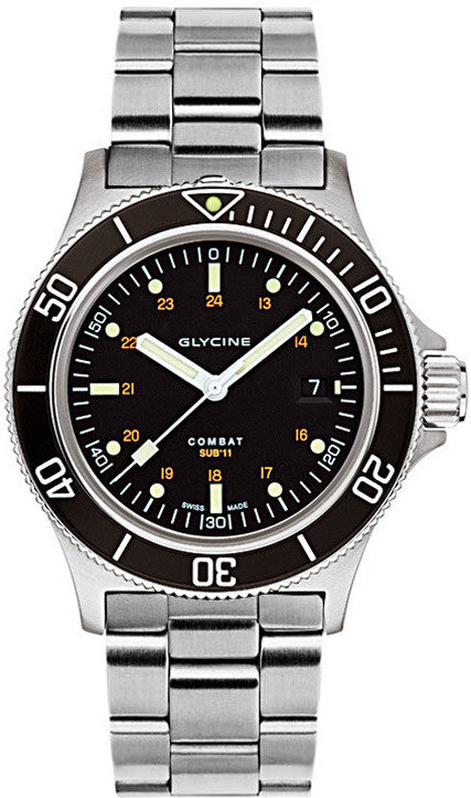 Glycine Watch Combat Sub Bracelet
